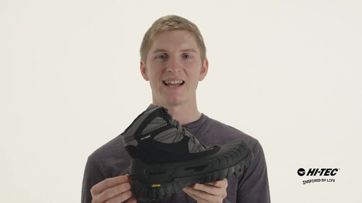 Hi-Tec Ozark 200 i WP Outdoor Ankle Boots - image 3 from the video