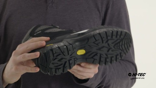 Hi-Tec Ozark 200 i WP Outdoor Ankle Boots - image 4 from the video