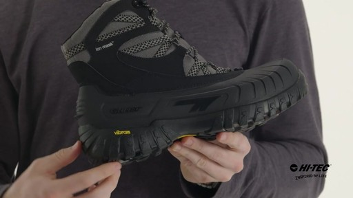 Hi-Tec Ozark 200 i WP Outdoor Ankle Boots - image 5 from the video