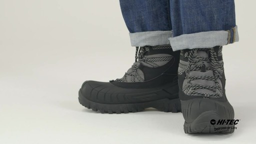 Hi-Tec Ozark 200 i WP Outdoor Ankle Boots - image 8 from the video