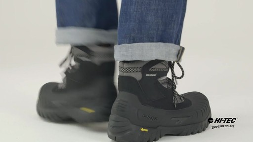 Hi-Tec Ozark 200 i WP Outdoor Ankle Boots - image 9 from the video