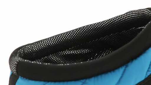 Men's Columbia Packed Out™ Omni-Heat Slippers - image 2 from the video