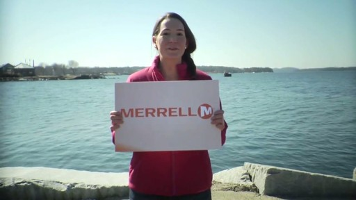 Merrell Q-Form Technology Video - image 10 from the video