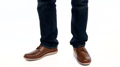 Men's Rockport Eastern Parkway Plain Toe Low Oxfords Video - image 1 from the video