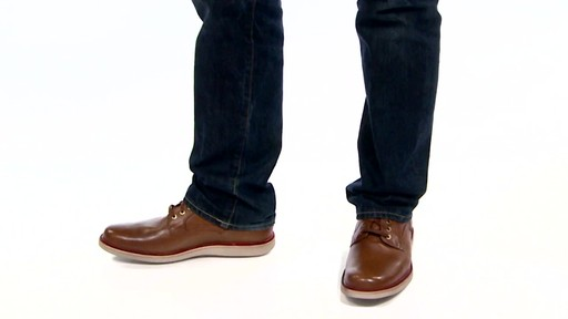 Men's Rockport Eastern Parkway Plain Toe Low Oxfords Video - image 7 from the video