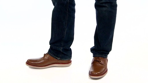 Men's Rockport Eastern Parkway Plain Toe Low Oxfords Video - image 8 from the video