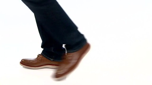 Men's Rockport Eastern Parkway Plain Toe Low Oxfords Video - image 9 from the video