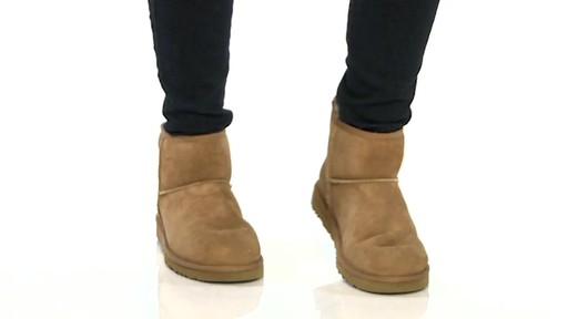 ugg boots mini bailey button grey itunes rh loisirbleu com