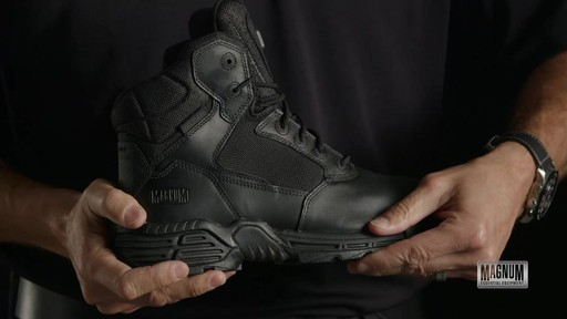 Magnum Stealth Force 6.0 Work Boots - image 4 from the video