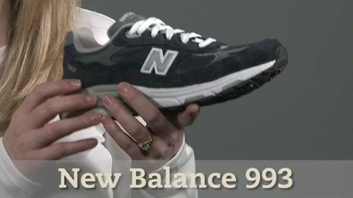 new balance 993 underpronation