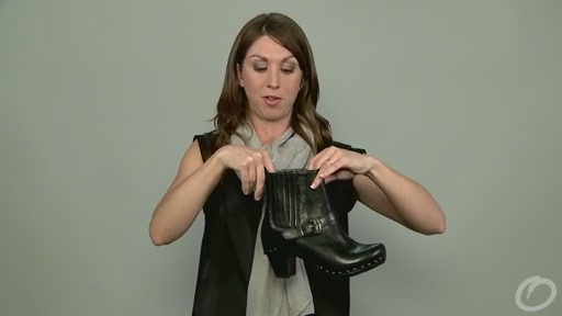 Women's Dansko Rhianna Boots Product Video - image 8 from the video