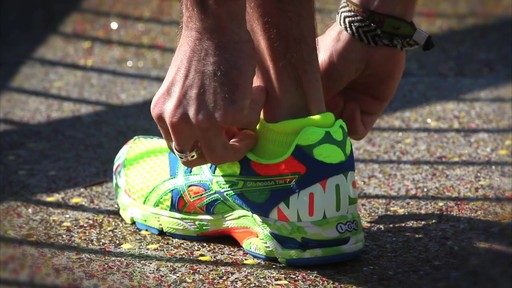 Promo Code For Mens Asics Gel Noosa Tri 7 - V 37172 Asics Gel Noosa Tri 7 Running Shoes Tri Noose Electric