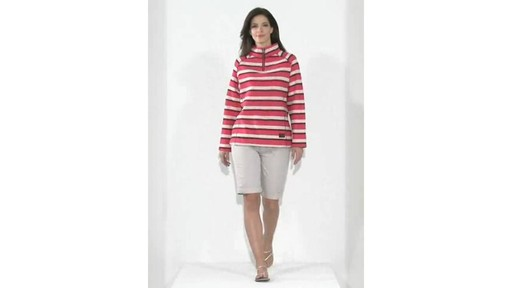 Weirdfish Fistral Striped Knit - image 1 from the video