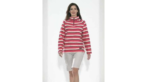 Weirdfish Fistral Striped Knit - image 2 from the video