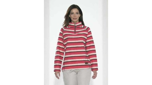 Weirdfish Fistral Striped Knit - image 3 from the video