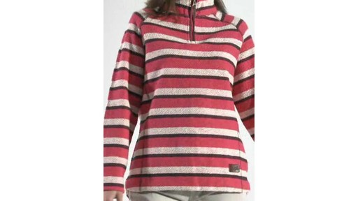 Weirdfish Fistral Striped Knit - image 6 from the video