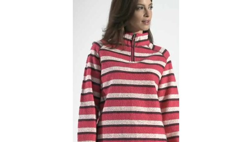 Weirdfish Fistral Striped Knit - image 7 from the video