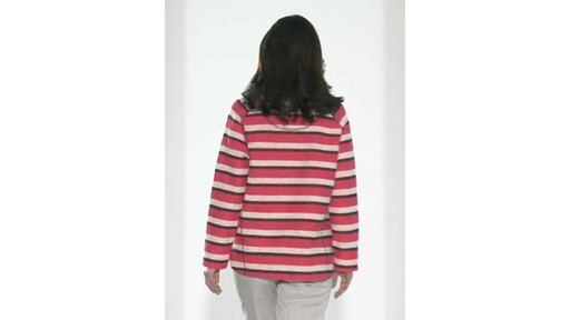 Weirdfish Fistral Striped Knit - image 8 from the video