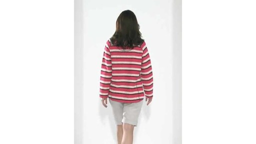 Weirdfish Fistral Striped Knit - image 9 from the video