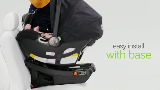 baby jogger city go infant car seat buybuy baby video. Black Bedroom Furniture Sets. Home Design Ideas
