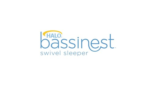 HALO® Bassinest® Newborn Insert - image 10 from the video