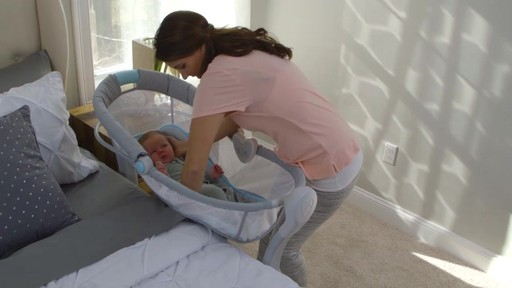 Swaddleme 174 By Your Bed Sleeper 187 Buybuy Baby Video