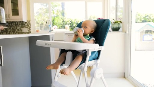 Joovy® Nook™ High Chair  - image 4 from the video