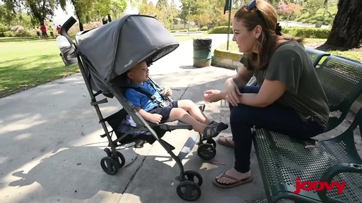 Joovy® New Groove Ultralight Umbrella Stroller » buybuy BABY Video