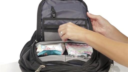 obersee bern diaper bag backpack buybuy baby video. Black Bedroom Furniture Sets. Home Design Ideas