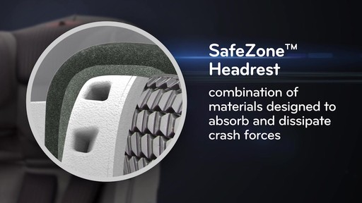 Evenflo® SafeMax™ 3-in-1 Booster Car Seat with SensorSafe Technology - image 4 from the video