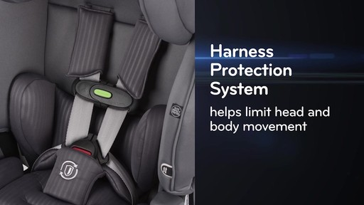 Evenflo® SafeMax™ 3-in-1 Booster Car Seat with SensorSafe Technology - image 6 from the video