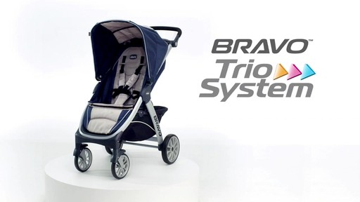 Chicco 174 Bravo 174 Trio Travel System 187 Buybuy Baby Video