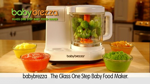 Baby Brezza 174 Glass One Step Baby Food Maker 187 Buybuy Baby