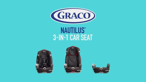 graco nautilus plus 3 in 1 booster car seat buybuy baby video. Black Bedroom Furniture Sets. Home Design Ideas