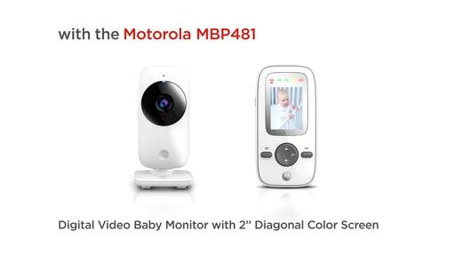 motorola baby monitor mbp855connect manual