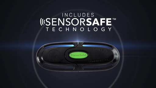 Evenflo® SafeMax All-In-One Car Seat with SensorSafe™ Technology - image 1 from the video