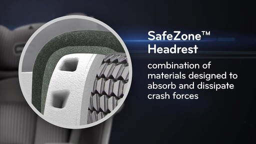 Evenflo® SafeMax All-In-One Car Seat with SensorSafe™ Technology - image 4 from the video