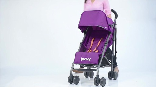 Joovy® Groove Ultralight Umbrella Stroller » buybuy BABY Video