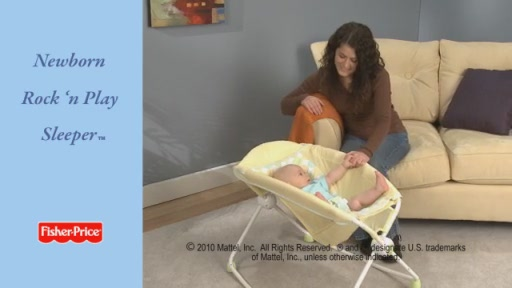 Fisher Price Newborn Rock N Play Sleeper Bed Mattress Sale
