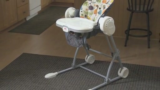 Fisher-Price Swing To High Chair - image 1 from the video