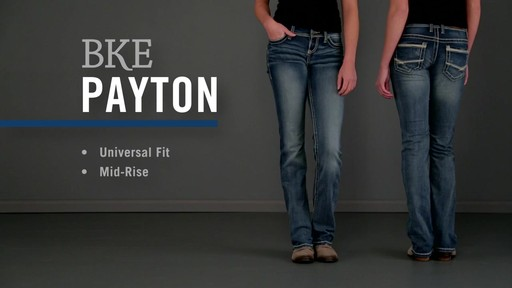 Buckle Jeans: BKE Payton - image 1 from the video