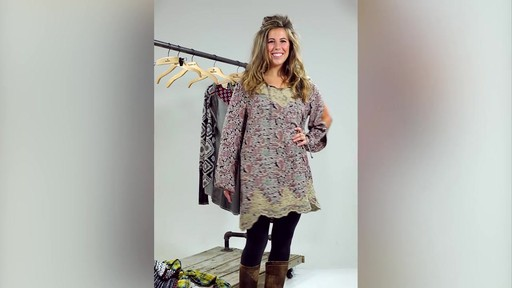 Layered Outfits for Fall: Gimmicks by BKE Part 4 - image 8 from the video