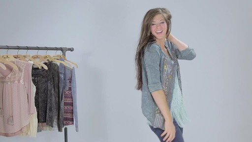 Gimmicks by BKE: Layered Outfits for Fall 2014 – Part 2 - image 5 from the video