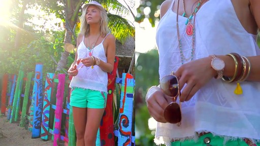Buckle Women's Summer Looks 2014 - image 4 from the video