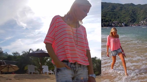 Buckle Women's Summer Looks 2014 - image 6 from the video