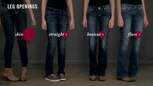Buckle Jeans: BKE Stella - image 3 from the video
