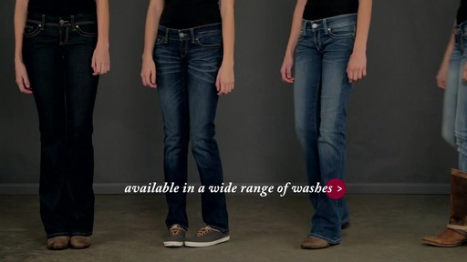 Buckle Jeans: BKE Stella - image 5 from the video