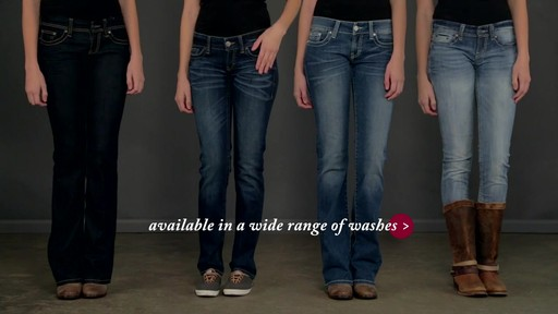 Buckle Jeans: BKE Stella - image 6 from the video