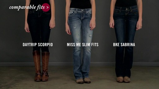 Buckle Jeans: BKE Stella - image 8 from the video