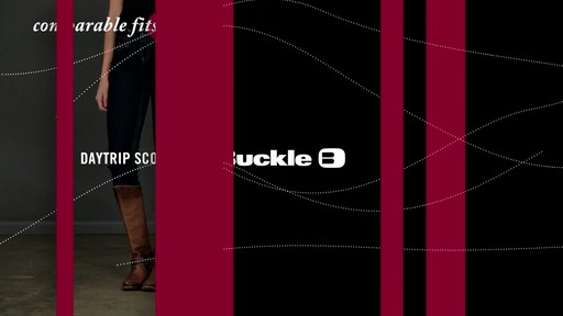 Buckle Jeans: BKE Stella - image 9 from the video